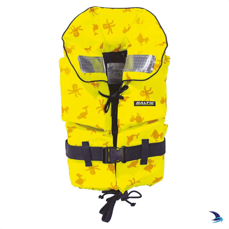 Baltic - Print Children's Lifejacket